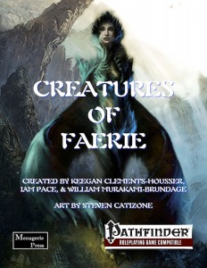 Creatures of Faerie: Menagerie Press