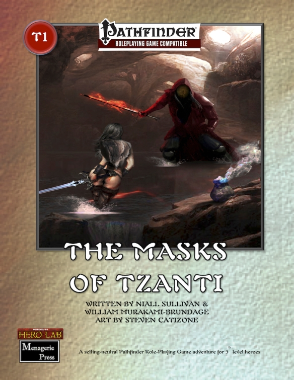 Masks of Tzanti Front Cover 20160320 Small